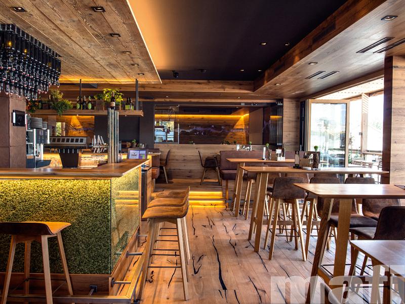 Timber Floors Restaurant Franz Goes Oak Wild Mafi